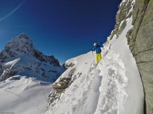 Einfaches Alpines vergnügen