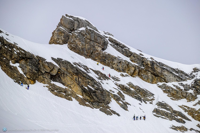 Risiko am Berg