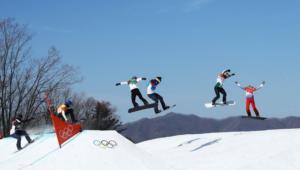 2018-02-15 Snowboard-cross Olympic