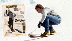 Snurfing-Advertisement-and-Snurfer