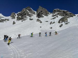 Ski und Splitboardtouring
