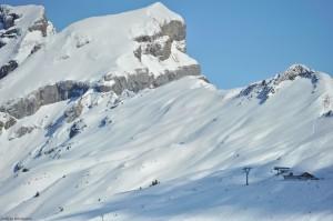Skigebiet oder Freeride